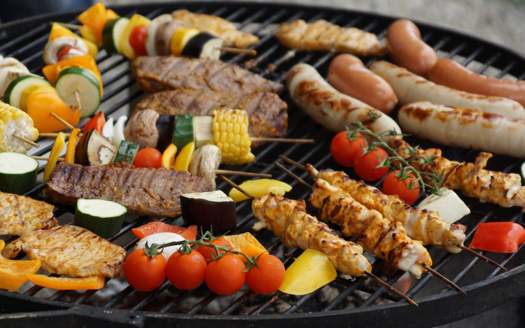 Keep Your Barbecue 'Lit' with Health & Safety in Mind