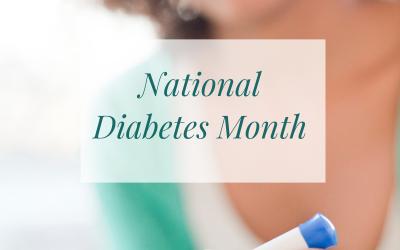 Diabetes Awareness Month FB Live Series